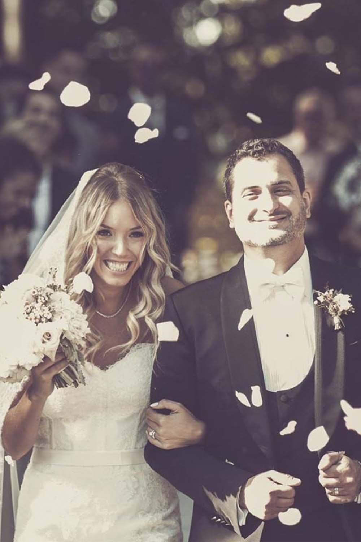 WEDDING : HAIR WAVES