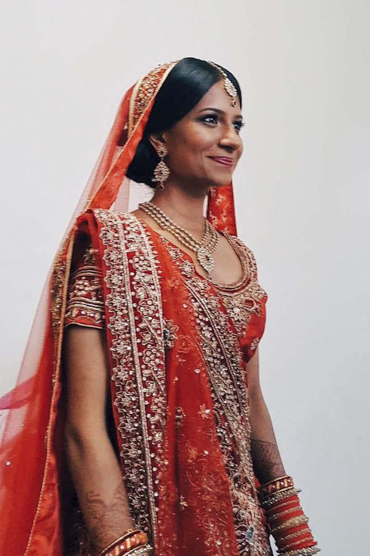 WEDDING HAIR : INDIAN